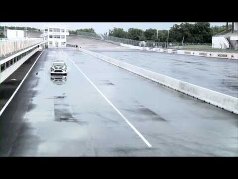 DC SHOES KEN BLOCK'S GYMKHANA THREE, PART 2 BONUS TRICK EDIT: RAIN 360