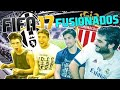 JUVENTUS vs MONACO Champions 2017 FIFA 17 FUSIONADOS