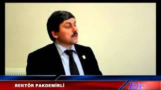 Mehmet Pakdemirli Erdinç Yumrukaya'nın Sorularını Cevapladı