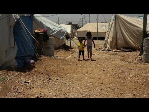 Global refugee numbers highest since WWII: UN