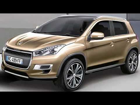 2013 peugeot 2008 preview 208 suv european mitsubishi. Black Bedroom Furniture Sets. Home Design Ideas