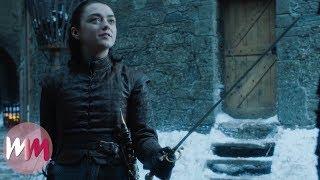 Top 10 Most Kickass Arya Stark Moments