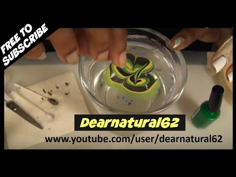 # 20 HOW TO | Water Marble Nail Art Tutorial - 5 Designs,