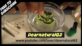 # 20 HOW TO   Water Marble Nail Art Tutorial - 5 Designs