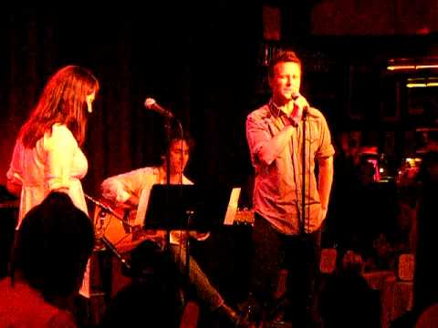 Eden Espinosa & Will Chase sing Surrender