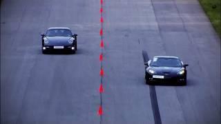 Chevrolet Corvette Z06 Vs Porsche 911 Turbo