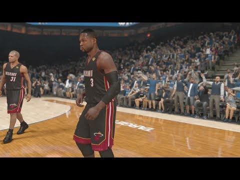 Championship Winning Shot? Game 4 NBA Finals vs Heat NBA 2K14 XB1 My Career