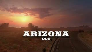 American Truck Simulator - Arizona DLC Trailer