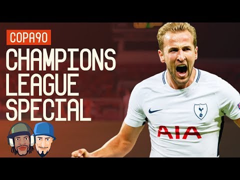 Harry Kane Smashes Dortmund at Wembley | Champions League Special