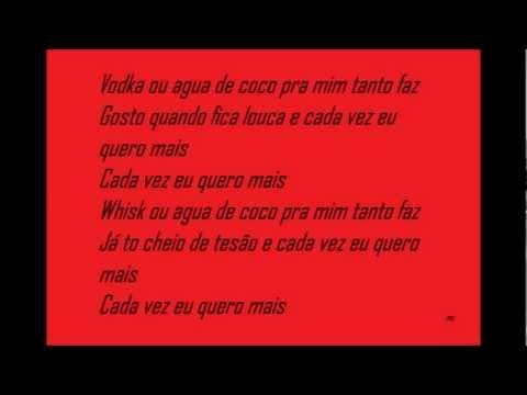 #LETRA# Naldo - Amor de Chocolate #LETRA# (McLyrics)