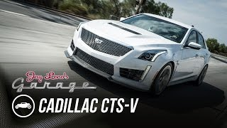 2016 Cadillac CTS-V - Jay Leno's Garage. Watch online.