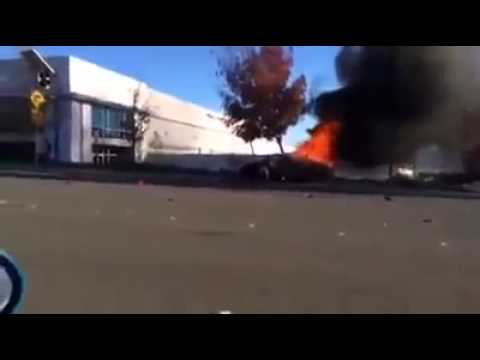 Paul Walker Car Accident