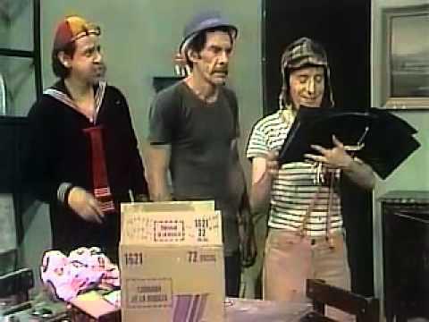 Chaves - O Despejo Do Seu Madruga (1974) (1ª Dublagem Perdida De 1984)