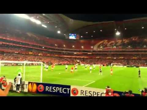 Golo Lima - BENFICA 2 - 2 Tottenham | Europa League
