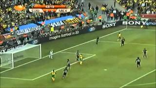Sudafrica Vs. Mexico Partido Inagural FIFA World Cup