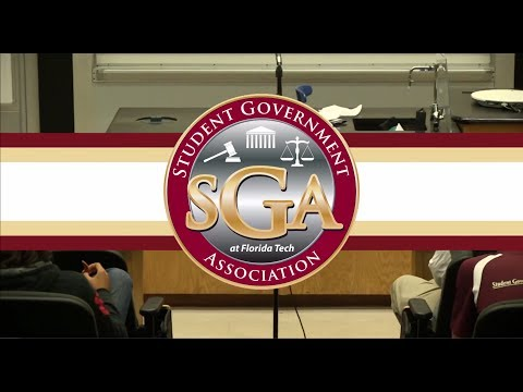 Florida Tech Student Government Presidential Election Debate -- Spring 2014