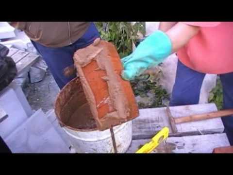 Hình ảnh trong video Кладка печной трубы