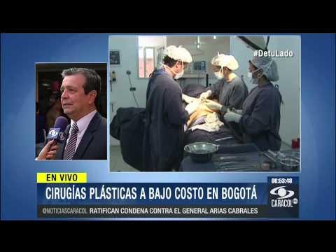 Para evitar riesgos, hospital público ofrece cirugías plásticas a bajo costo - 29 de Octubre de 2014