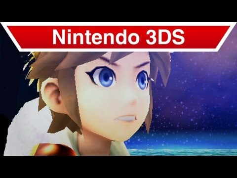 Nintendo 3DS - Kid Icarus: Uprising Gameplay Trailer