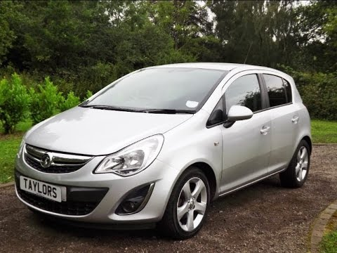 Vauxhall Corsa SXi Ac 5dr for Sale at Taylors Pitstop Garage in Horley West Sussex