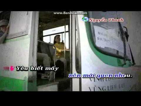 Karaoke Cây lúa chung tình . Thiếu giọng nam
