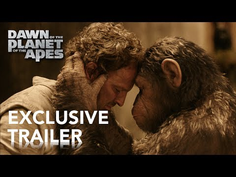 Dawn of the Planet of the Apes | Official Trailer #2 HD | 2014