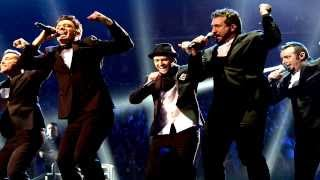 Justin TImberlake TKO Ft NSYNC Live HD Grammy Awards 2014