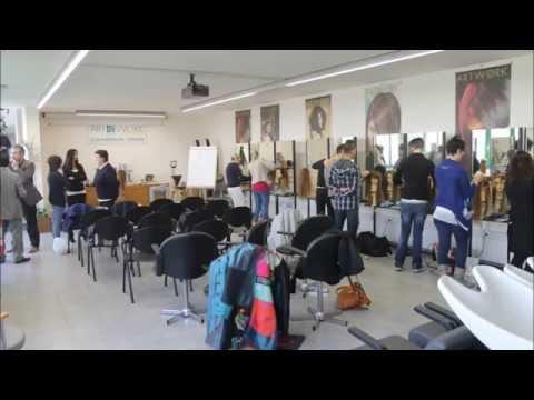 Corso acconciature da Sposa/Sera per ARTWORK MODA TRADATE-VARESE