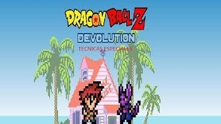 Dragon Ball Devolution Tecnicas Especiales