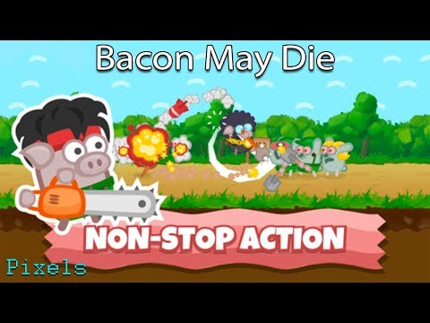 Bacon May Die - Fun Beat'em up Fighting Game