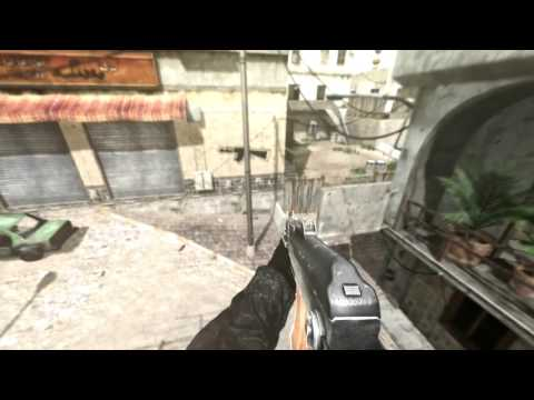 Cool A rush Crash (CoD4) (PC)