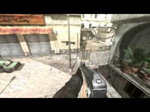 Cool A rush Crash (CoD4) (PC)
