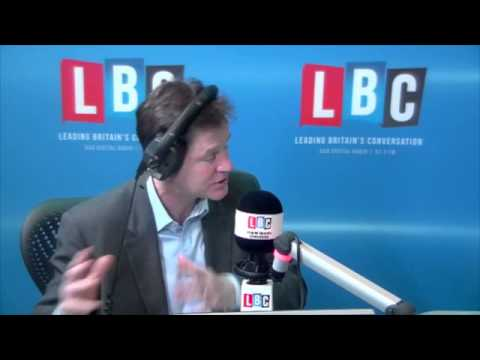 Nick Clegg - Why I Lost The Leaders' Debates