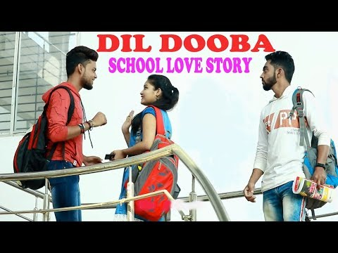 Dil Dooba (Neeli Ankhon Mein) | Cute Funny Love story | Tiktok Famous Song 2020