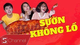 HÔM NAY ĂN GÌ - Choáng váng với SƯỜN NƯỚNG KHỔNG LỒ tại Sài Gòn ăn NGẬP MIỆNG !!!