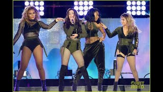 Fifth Harmony  - Work from Home & Ending (iHeartRadio Summer Party 2017)