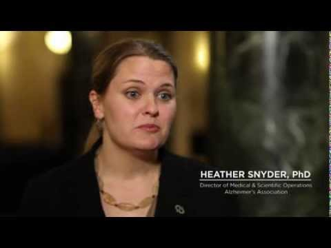 Heather Snyder, PhD - Director of Medical & Scientific Operations, Alzheimer's Association