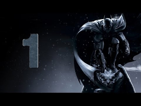 Batman: Arkham Origins #1 (Прохождение Walktrough let's play)