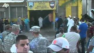 Report: Most Honduras Fire Inmates Awaited Trial