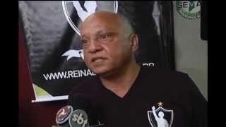 Ex-jogador do Atlético Reinaldo falou sobre o desempenho da Seleção Brasileira nesta Copa do Mundo. Ele sugeriu que o Brasil contrate um técnico estrangeiro para mudar o ritmo do futebol. Assista e opine se você concorda: