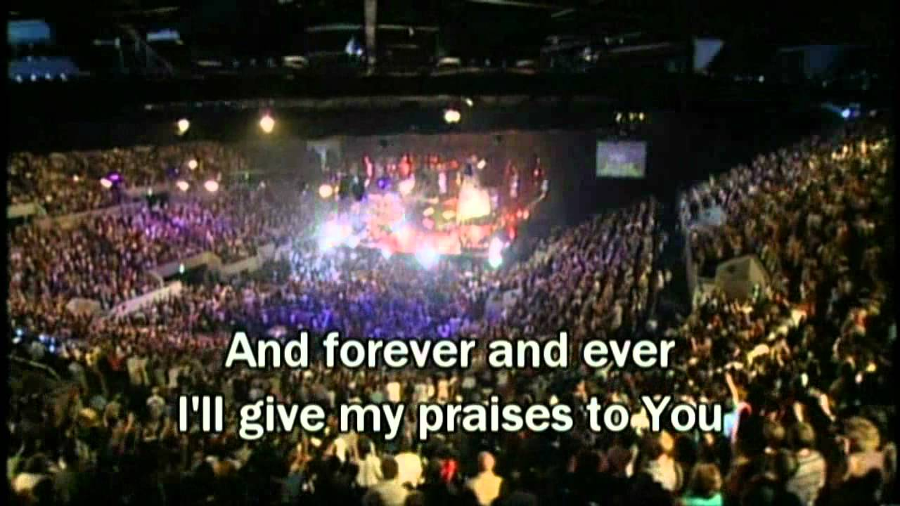 Youtube christian worship songs with lyrics hillsong
