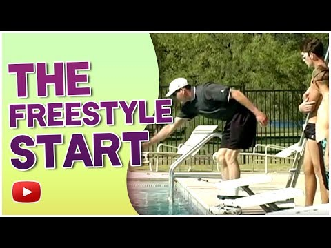 Become a Faster Swimmer - The Freestyle Start featuring Tom Jager