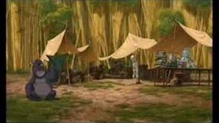 Tarzan Uma Parte Do Filme