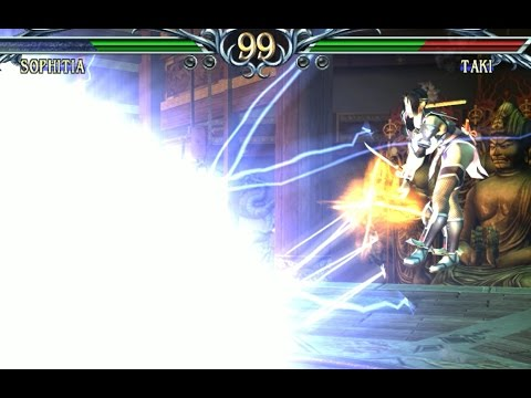 Soul Calibur III - True Goddess Sophitia