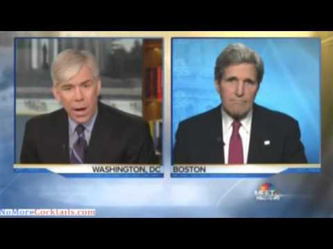 David Gregory asks John Kerry if Putin invaded Crimea because he is not afraid of Obama