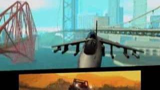GTA San Andreas Stories Trailer-PSP