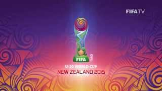 OFFICIAL TV Opening - FIFA U-20 World Cup New Zealand 2015 - Duration: 0:38.