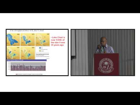 Distinguished Lecture by Prof. NH Ravindranath