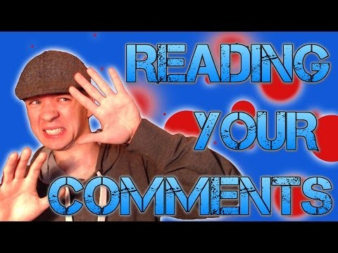 Vlog | READING YOUR COMMENTS #6 | LICK YOUR FOOT! WHAT'S UNDER YOUR BED?