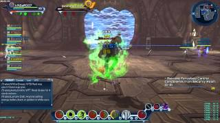 DCUO Hard Light DPS SOLO DPS Nexus Of Reality EPIC